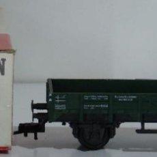 Trenes Escala: FLEISCHMANN VAGON CERRADO REF:5010 ESCALA HO. Lote 244769315