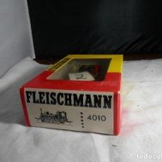 Trains Échelle: LOCOMOTORA VAPOR ESCALA HO DE FLEISCHMANN. Lote 244900890