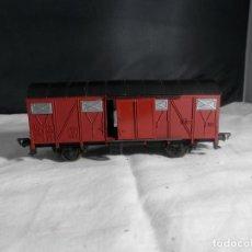 Trains Échelle: VAGÓN CERRADO ESCALA HO DE FLEISCHMANN. Lote 245206275