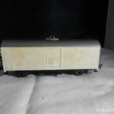 Trenes Escala: VAGÓN CERRADO ESCALA HO DE FLEISCHMANN. Lote 245206535