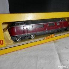 Trenes Escala: LOCOMOTORA DIESEL DE LA DB ESCALA HO DE FLEISCHMANN. Lote 245207350