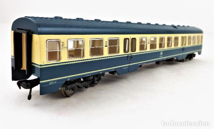 Trenes Escala: Fleischmann 4436 Coche pasajeros de la DB 2º clase - Foto 3 - 245430835