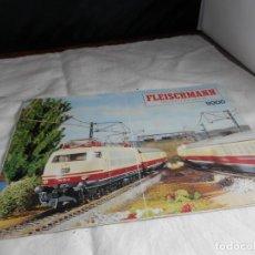 Trenes Escala: CATALOGO FLEISCHMANN. Lote 245646270