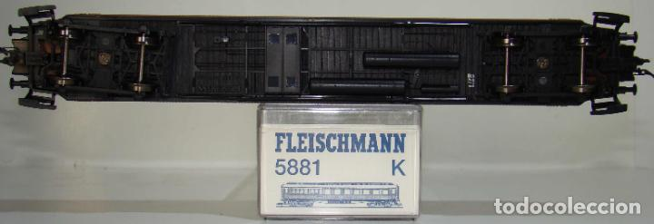 Trenes Escala: FLEISCHMANN COCHE PASAJEROS REF: 5881 ESCALA H0 - Foto 2 - 245915850
