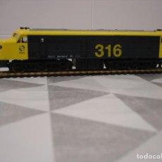 Trenes Escala: LOTE DE 3 LOCOMOTORAS HO. Lote 246351440