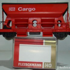 Trenes Escala: FLEISCHMANN VAGON TOLVA CARGO DE LA DB REF: 5515 ESCALA H0. Lote 248476905
