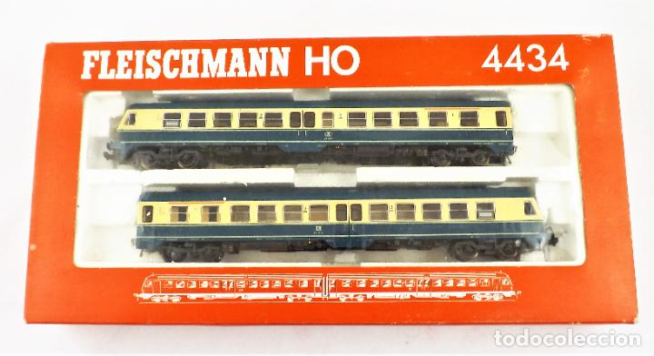 Trenes Escala: Fleischmann 4434 Escala H0 DC Analog - Foto 7 - 250146745