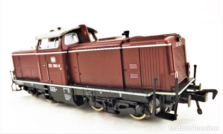 Trenes Escala: Fleischmann 4230 Locomotora Diesel H0 DC Analog - Foto 2 - 250150310
