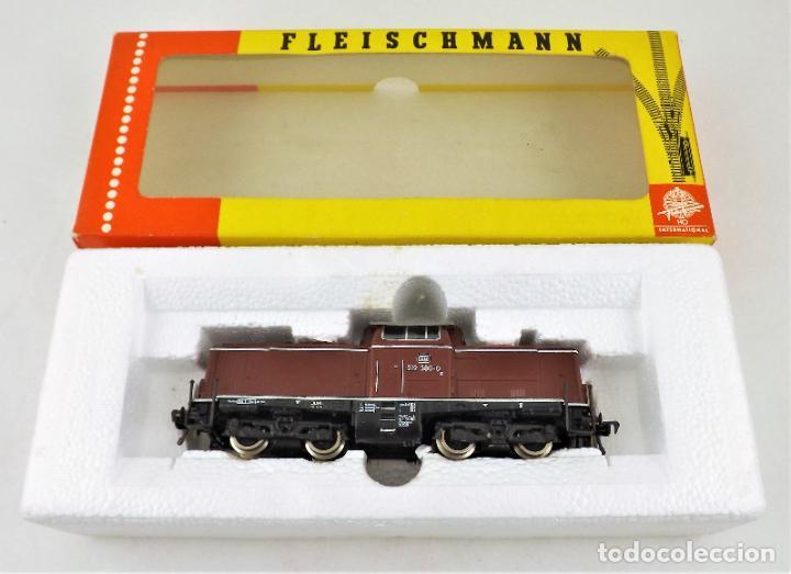 Trenes Escala: Fleischmann 4230 Locomotora Diesel H0 DC Analog - Foto 4 - 250150310