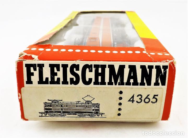 Trenes Escala: Fleischmann 4365 Locomotora Eléctrica Rc2 1091 H0 DC Analog - Foto 5 - 250151260