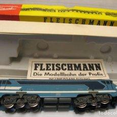Trenes Escala: LOCOMOTORA FLEISCHMANN AÑO 1952 ESCALA H0. Lote 251229850
