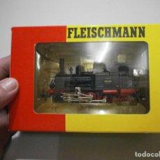 Treni in Scala: LOCOMOTORA TREN FLEISCHMANN H0 REF 1010 NUEVO. Lote 251792665