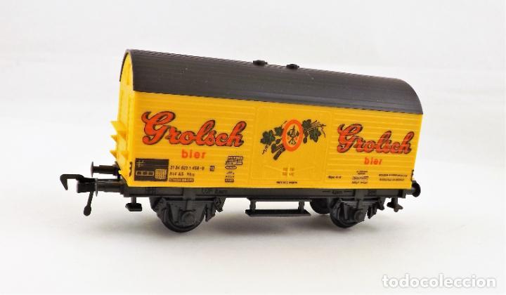 Trenes Escala: Fleischmann 5045 Vagon carga cerveza - Foto 2 - 253339265