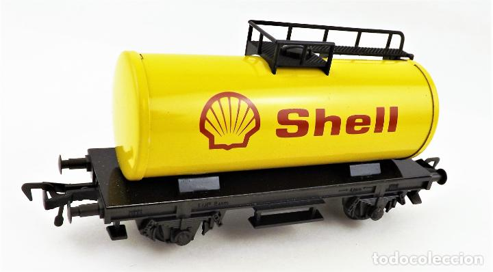 Trenes Escala: Fleischmann 5031 Vagon cisterna Shell - Foto 2 - 253339405