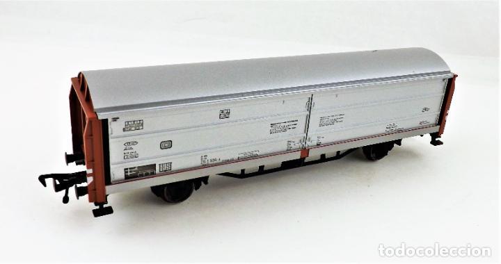 Trenes Escala: Fleischmann 5335 Vagón carga cerrado - Foto 2 - 253341225