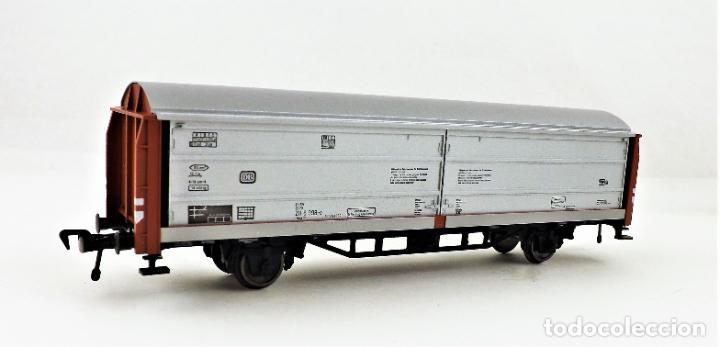 FLEISCHMANN 5335 VAGÓN CARGA CERRADO (Juguetes - Trenes Escala H0 - Fleischmann H0)