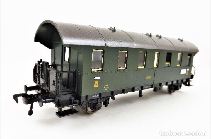 Trenes Escala: Fleischmann 5063 Coche pasajeros 2ª - Foto 2 - 253341385