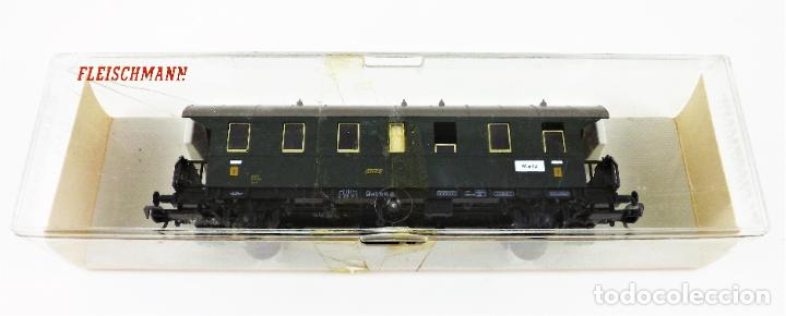 Trenes Escala: Fleischmann 5063 Coche pasajeros 2ª - Foto 3 - 253341385
