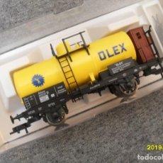 Trenes Escala: CISTERNA FLEISCHMANN H0. Lote 253824665