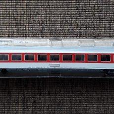 Trenes Escala: FLEISCHMANN H0 COCHE DE VIAJEROS 2ª CLASE TIPO BPMZ DEL EUROCITY, DE LA DB, REFERENCIA 5109 K.. Lote 254042145