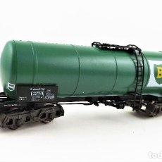 Trenes Escala: FLEISCHMANN 5472 VAGÓN CISTERNA BP. Lote 254157260