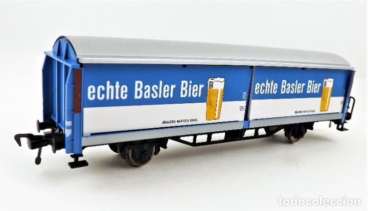 Trenes Escala: Fleischmann 5337 Vagón Cerveza - Foto 2 - 254157695
