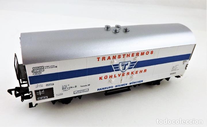 Trenes Escala: Fleischmann 5340 Vagón Frigorífico - Foto 2 - 254158570