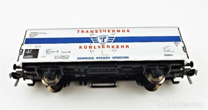 Trenes Escala: Fleischmann 5340 Vagón Frigorífico - Foto 3 - 254158570