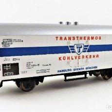 Trenes Escala: FLEISCHMANN 5340 VAGÓN FRIGORÍFICO. Lote 254158570