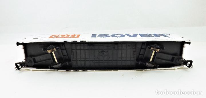 Trenes Escala: Fleischmann 5378 Vagón carga Isover - Foto 4 - 254159410