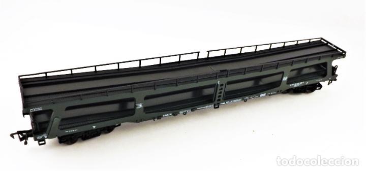 Trenes Escala: Fleischmann 5284 Vagón autoexpreso sin coches - Foto 2 - 254159840