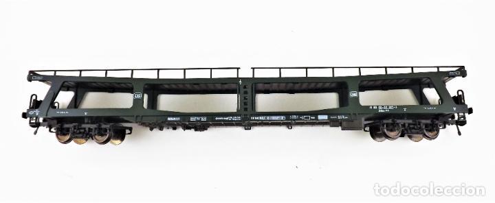 Trenes Escala: Fleischmann 5284 Vagón autoexpreso sin coches - Foto 3 - 254159840
