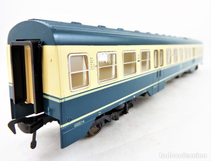 Trenes Escala: Fleischmann H0 4436 Coche pasajeros 2ª clase de la DB - Foto 2 - 254344565