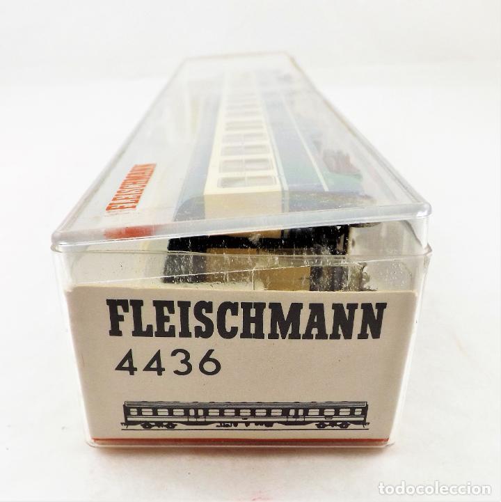 Trenes Escala: Fleischmann H0 4436 Coche pasajeros 2ª clase de la DB - Foto 3 - 254344565