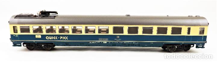 Trenes Escala: Fleischmann H0 5193 Coche pasajeros con pantógrafo de la DB - Foto 3 - 254345540