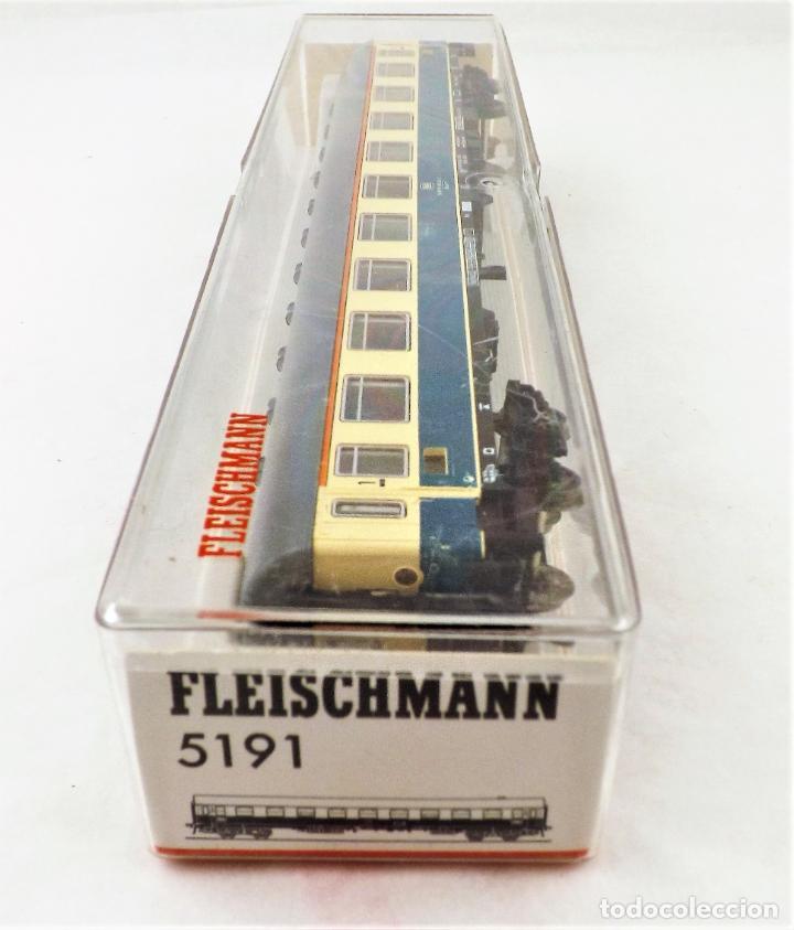 Trenes Escala: Fleischmann H0 5191 Coche pasajeros 1ª clase DB - Foto 4 - 254410730