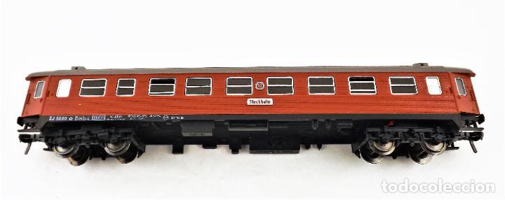 Trenes Escala: Fleischmann H0 5155 Coche pasajeros SJ - Foto 3 - 254411160