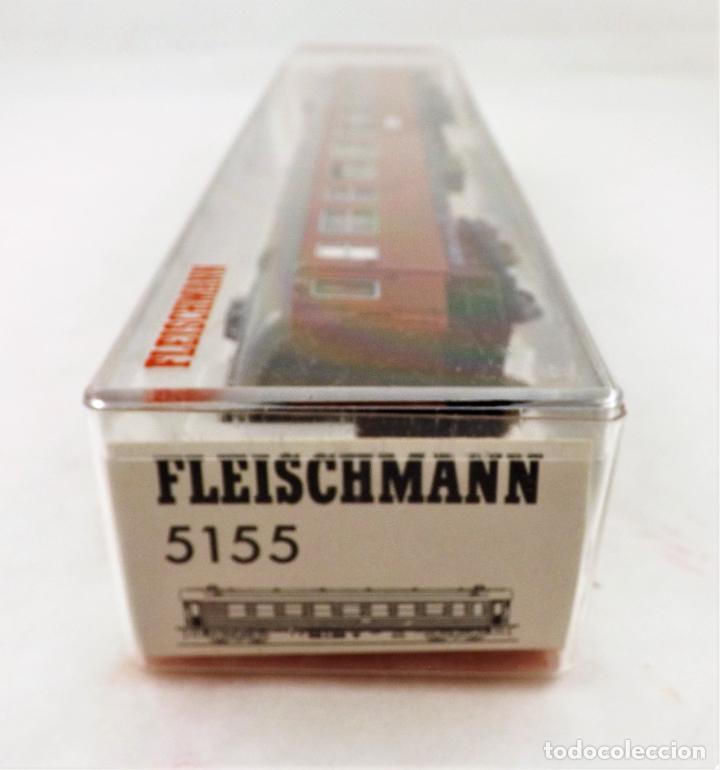 Trenes Escala: Fleischmann H0 5155 Coche pasajeros SJ - Foto 4 - 254411160