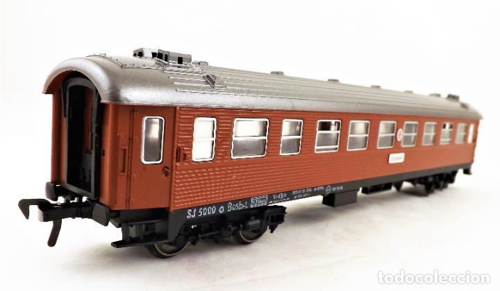 FLEISCHMANN H0 5155 COCHE PASAJEROS SJ (Juguetes - Trenes Escala H0 - Fleischmann H0)