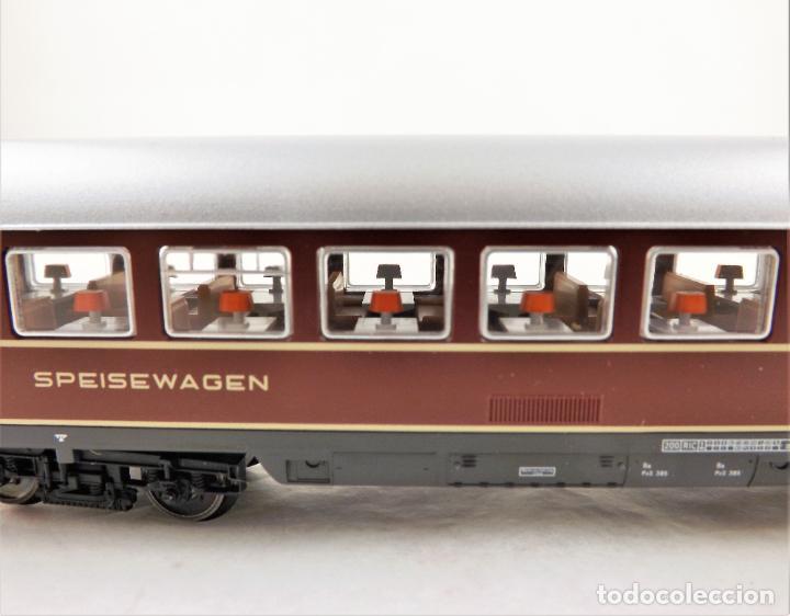 Trenes Escala: Fleischmann H0 5105 Coche Restaurante DB - Foto 3 - 254411560