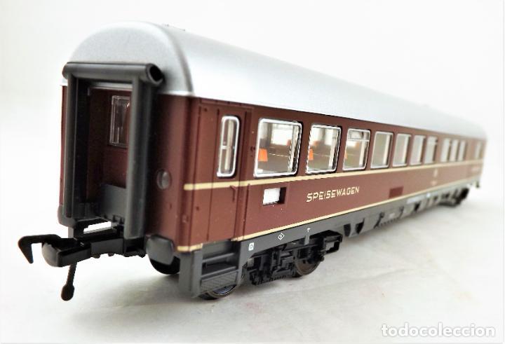 FLEISCHMANN H0 5105 COCHE RESTAURANTE DB (Juguetes - Trenes Escala H0 - Fleischmann H0)