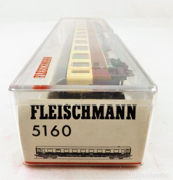 Trenes Escala: Fleischmann H0 5160 Coche 1ª clase de la DB - Foto 4 - 254412425