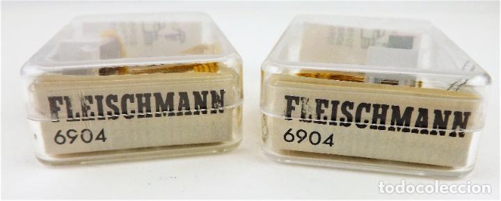 Trenes Escala: Fleischmann 6904 pareja de Interruptores de inversión - Foto 3 - 268989234