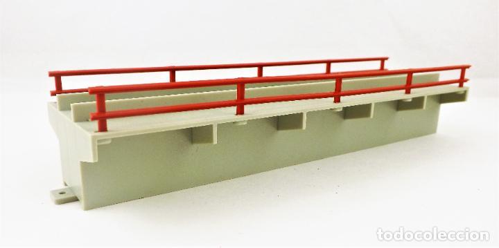 Trenes Escala: Fleischmann 6483. Tramo para muelle de mercancías. HO DC - Foto 3 - 268988854