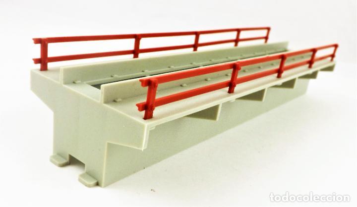 Trenes Escala: Fleischmann 6483. Tramo para muelle de mercancías. HO DC - Foto 4 - 268988854