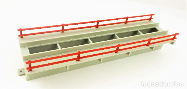 Trenes Escala: Fleischmann 6483. Tramo para muelle de mercancías. HO DC - Foto 6 - 268988854