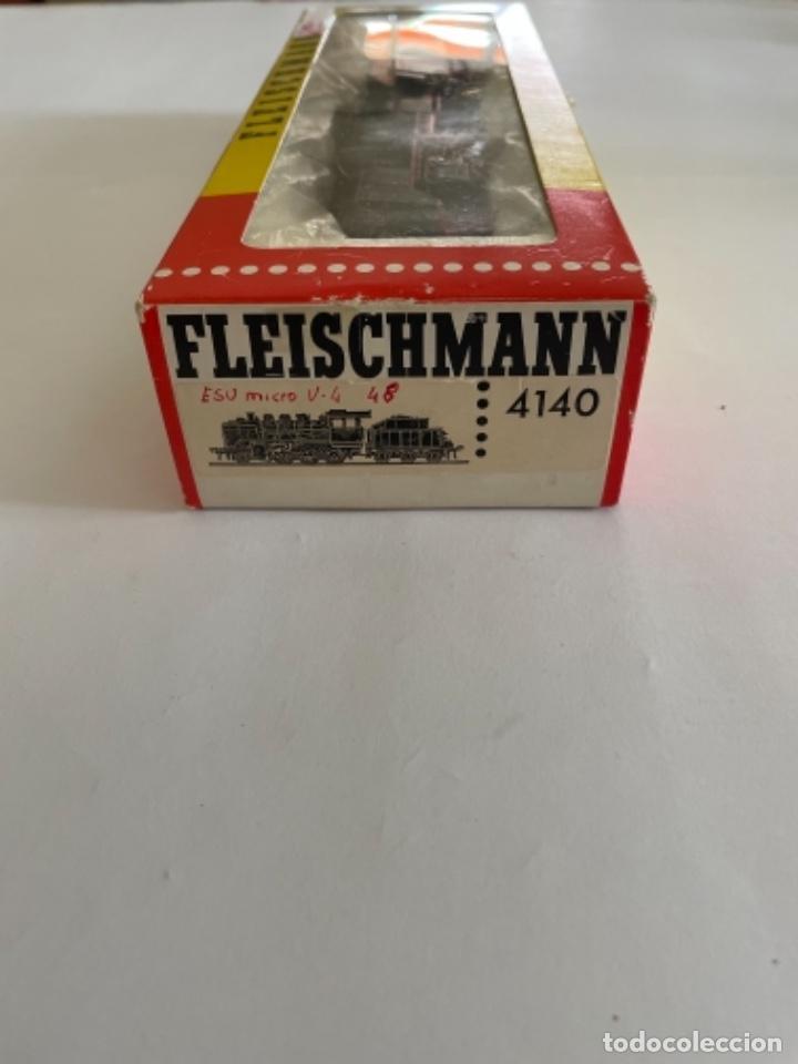 Trenes Escala: FLEISCHMANN. HO. REF . 4140 DIGITAL - Foto 6 - 254683420