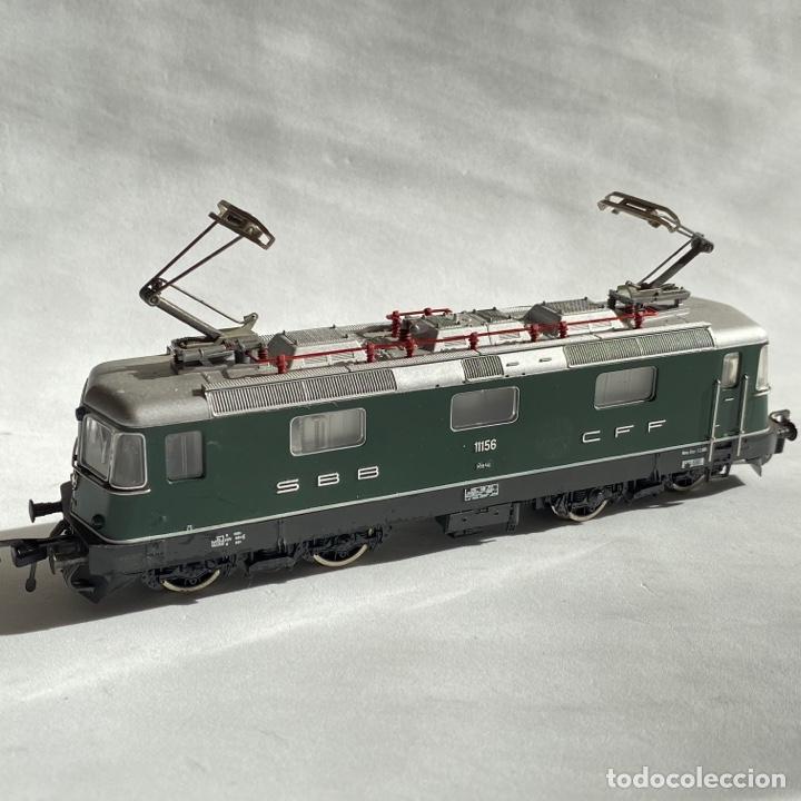 Trenes Escala: Locomotora Fleischmann 11156 SBB CFF FFS escala h0 Fleischman - Foto 2 - 255563520