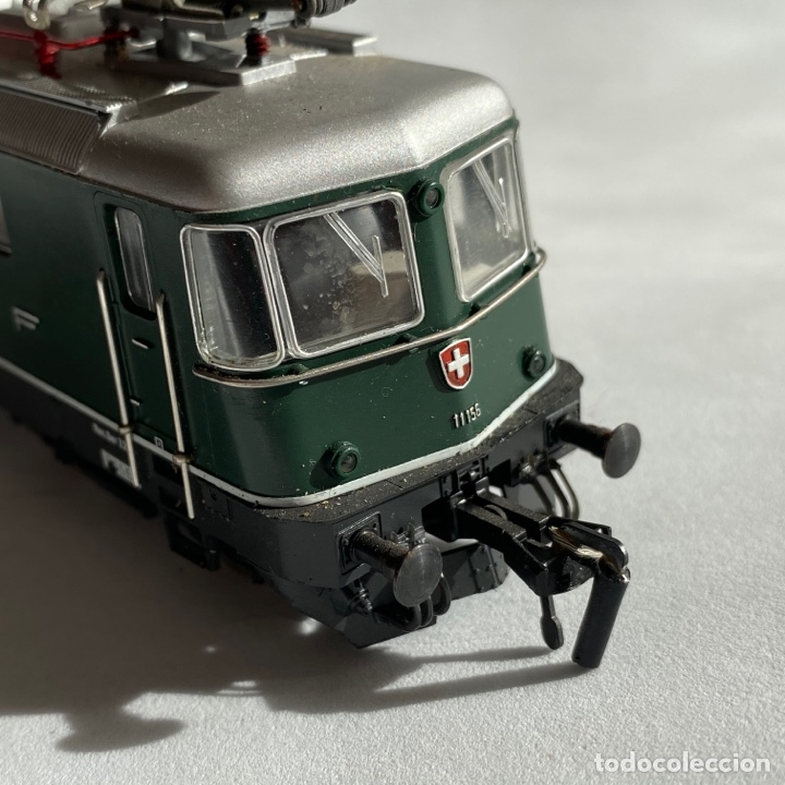 Trenes Escala: Locomotora Fleischmann 11156 SBB CFF FFS escala h0 Fleischman - Foto 3 - 255563520