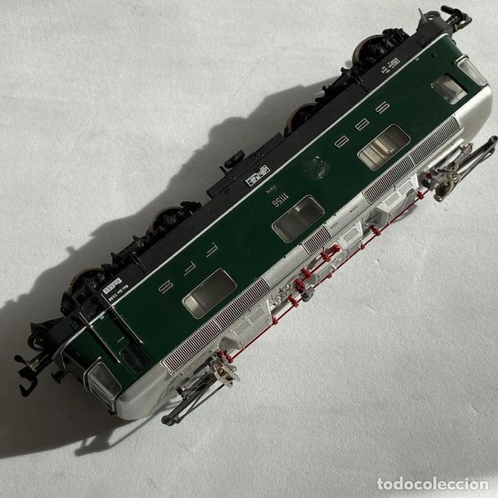 Trenes Escala: Locomotora Fleischmann 11156 SBB CFF FFS escala h0 Fleischman - Foto 9 - 255563520
